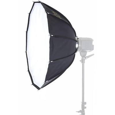 "Glow ParaPop 28"" Portable Softbox for Alien Bee, White Lightening and Balcar"