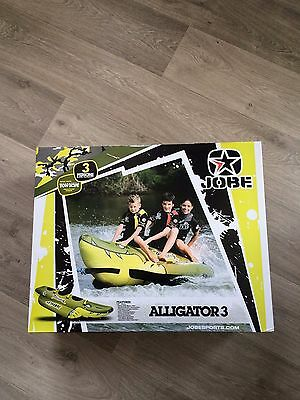 *SALE* Jobe Alligator 3 Person Towable Towing Boat Water Toy