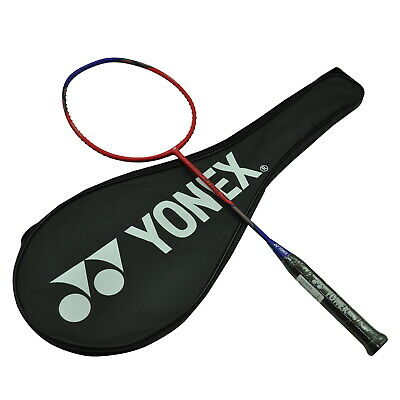 YONEX BADMINTON RACQUET - Nanoray 10F - Light Weight 4U5 - Strung - More Offers