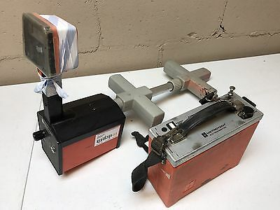 Metrotech Model 810 Line Locator Transmitter and Receiver