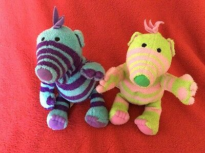 Fimbles - Florrie,  And Baby Pom Soft Toys