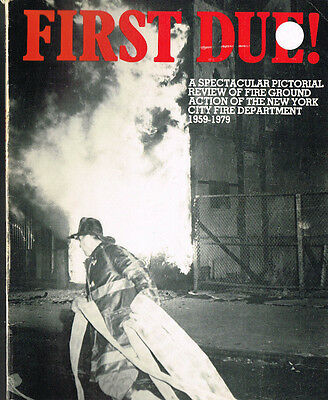 First Due! - F.d.n.y. Fireground Action - Vintage 1980 Edition