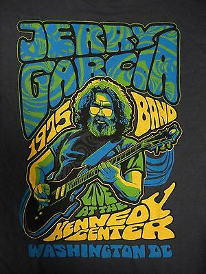 Grateful Dead / Jerry Garcia Band 1975 Concert T-Shirt!!! XL