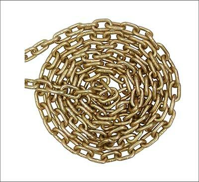 New As4344 Compliant Transport Chain Grade 70 6Mm, 8Mm, 10Mm, 13Mm (Qld)
