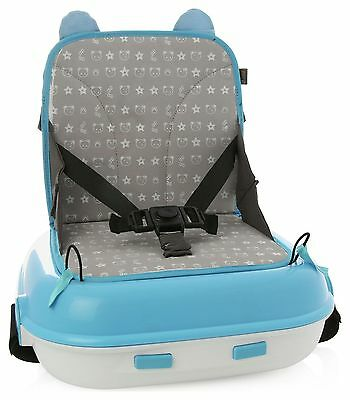 Lil' Jumbl Group 2 Travel Booster Seat - Blue -From the Argos Shop on ebay