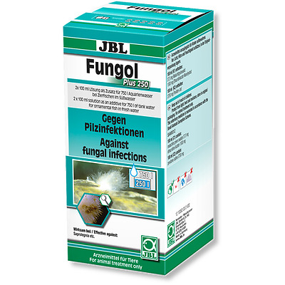 JBL Fungol Plus 250 - (Remedy For Fungal Infection In Aquarium Fish) @ BARGAIN P