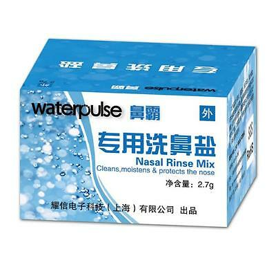 1 Box Avoid Allergic Wash Cleaning Rhinitis Nose Care Salt 30 Bags Hot Nose Care