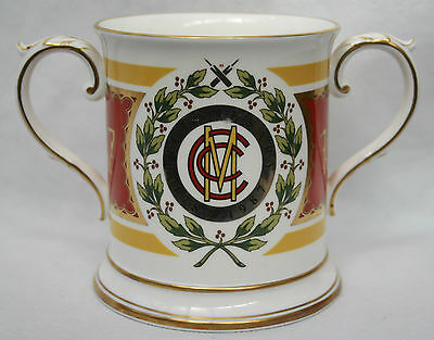 Spode Porcelain Loving Cup Tankard Bicentenary of the Marylebone Cricket Club