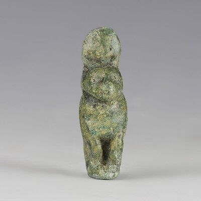 Bronze Thoth Baboon Amulet of Egypt