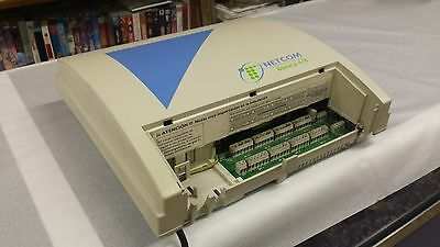 Central Telefonica Netcom Basic 4/8  With Manuals  - Works Perfectly