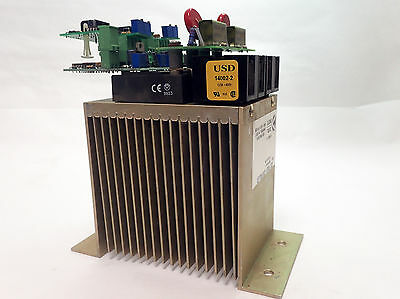 Control Concepts 1600-Pm2-01 / (2) 1652-57-30 Scr Power Controller