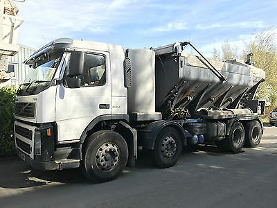 VOLVO FM9 with STRONG UK Volumetric Concrete Mixer 8x4 2003