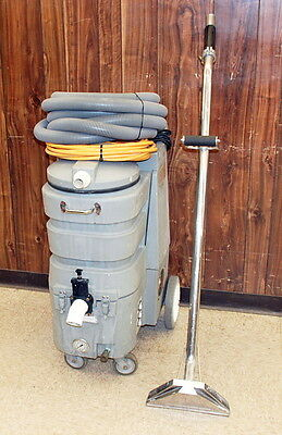 Century 400 Ninja 150 PSI Dual Stage Portable Carpet Extractor w/ Hose and Wand