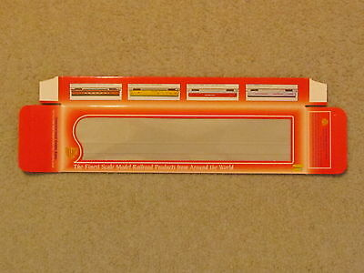 Ihc Passenger Car & Train Box New Flat Unfolded Never Used. Box Your Treasures
