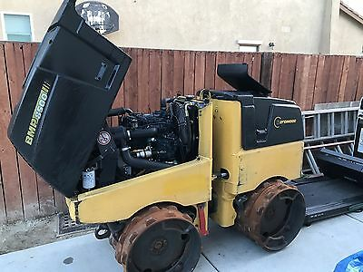 2012 Bomag BMP8500 Roller Trench Compactor
