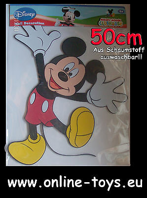kinder wandtattoo disney messlatte mickey mouse kinderzimmer aufkleber sticker eur 30 90. Black Bedroom Furniture Sets. Home Design Ideas