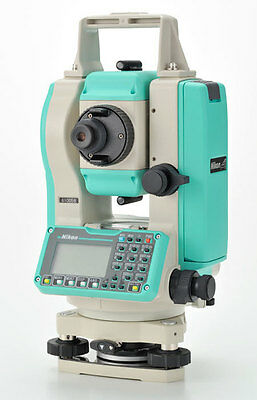 """Brand New! Nikon Dtm-322 5"""" Dual Display Total Station For Surveying & Warranty"""