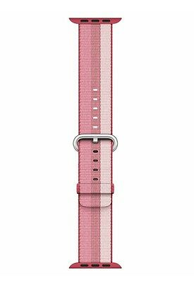 Apple Watch Woven Nylon Band 38MM Genuine Original  BERRY MPVW2AM A  NEW