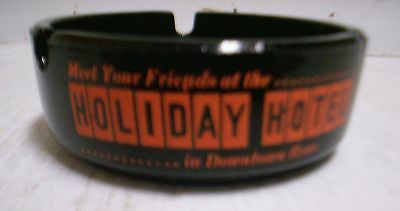 Vintage Holiday Hotel ..... in Downtown Reno Ashtray