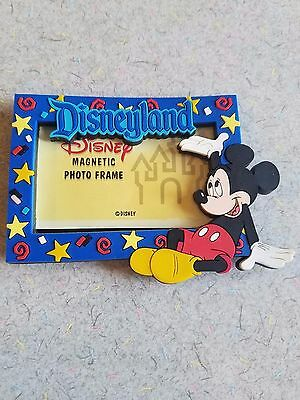 Mickey Mouse Disneyland Magnetic Picture Frame 2 X 3 425