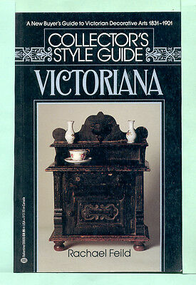 Collector's Style Guide: VICTORIANA by Rachael Field (1989 Softcover)