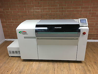 2003 Screen Platerite PT-R 4300 4up Platesetter CTP Computer to Plate