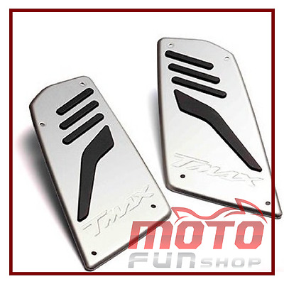 Genuine Metal Foot Plate For Yamaha TMAX 530 (2012-17) / T-MAX 530