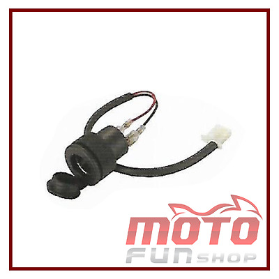 Genuine 12V Terminal Plug For Yamaha TMAX 530 (2012-17) / T-MAX