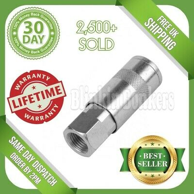 Air Line Quick Coupler 1/4' Bsp Fit Pcl Bayonet Female Connector Coupling 21C