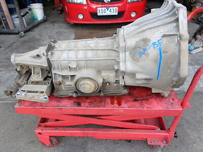 Ford Falcon BA - BF Automatic Transmission - Clean & Service
