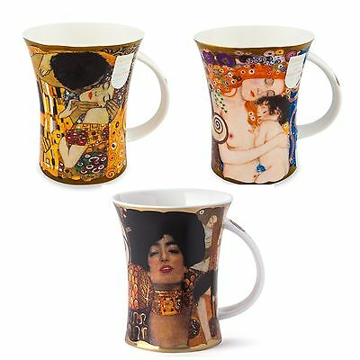 Dunoon - Richmond Mugs - Gustav Klimt Belle Epoque