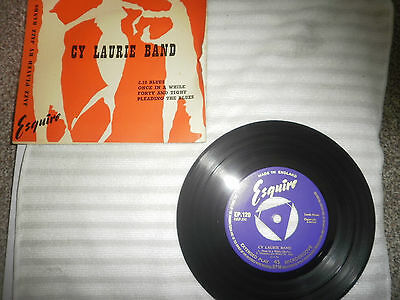 CYLAURIE BAND Vinyl EP Esquire EP120 Blues Jazz