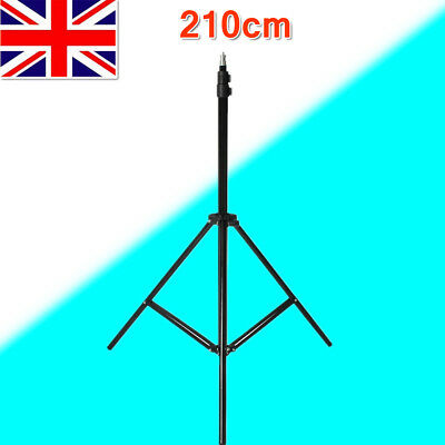 New Professional Photo Photography Studio 2.1M Light Stand Tripod For Lighting