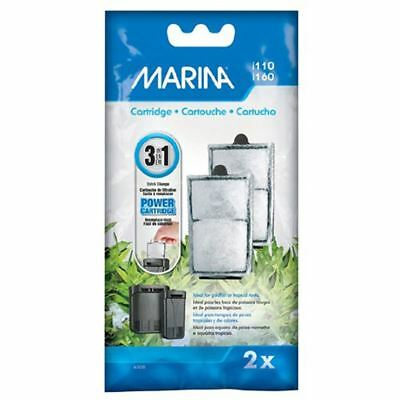 Marina i110 and i160 Replacement Cartridge A308 (Pack of Two) Tank Filter