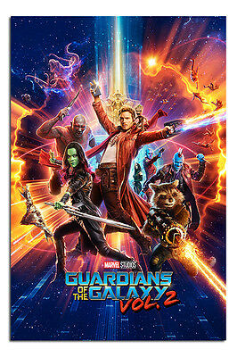 Guardians Of The Galaxy Vol 2 One Sheet Poster New - Maxi Size 36 x 24 Inch