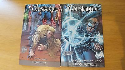 Constantine 1 & 2 Ray Fawkes