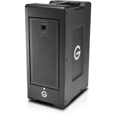 G-Technology G-SPEED Shuttle XL 48tb DAS Server 8x6000gb WD Red Pro NAS Drives