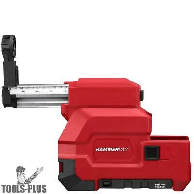 HAMMERVAC Dedicated Dust Extractor Milwaukee 2712-DE New