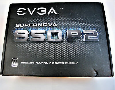 EVGA Supernova Power Supply 850P2 Platinum