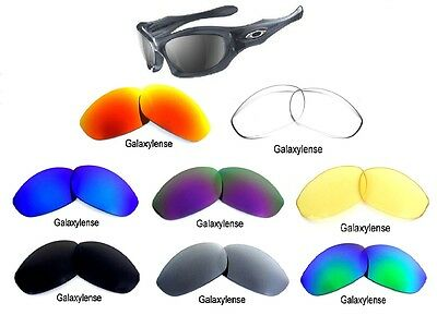 Galaxy Replacement Lenses For Oakley Monster Dog Multi-Color Selection