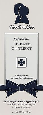 New in Box Noodle & Boo Ultimate Ointment Diaper Cream Skin Care 2.5 oz