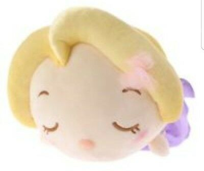Sleeping Rapunzel Plush - Disney Store Japan - Kawaii Princess