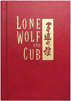 Lone Wolf And Cub - Rare Ltd Ed Hardcover Signed Kazuo Koike (135 Of 230)