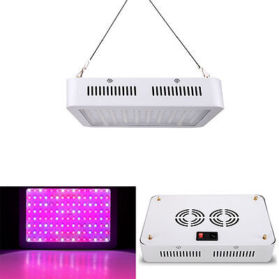 2Pcs 1000W LED Grow Light Panel Lamp Full Spectrum Indoor Plant Veg Flower