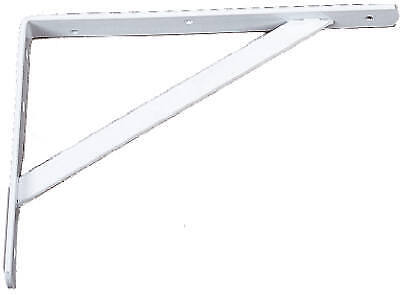 RAWLINGS SPORT GOODS CO - 22-Inch 300MM White L-Bracket