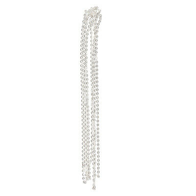 100cm 925 Sterling Silver Jewelry DIY Chain for DIY Bracelet Necklace Craft