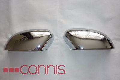 Ford Focus MK2 MK3 and Mondeo MK4 Door Wing Mirror Chrome Covers New
