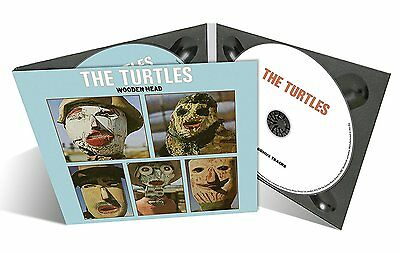 The Turtles - Wooden Head (2017)  2CD Digipak  NEW/SEALED  SPEEDYPOST