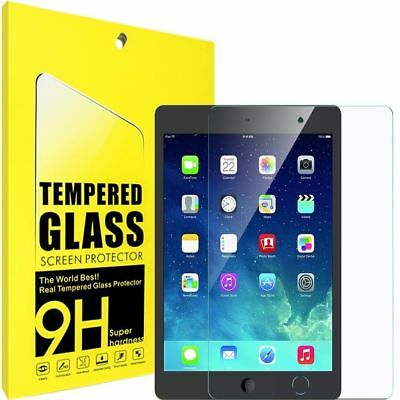 "Genuine Tempered Glass Screen Protector For Samsung Galaxy Tab A 10.1"" T580 T585"
