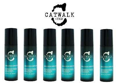 TIGI Catwalk Curl Curls Rock Amplifier 150 ml Ricci Perfetti e Definiti x 6
